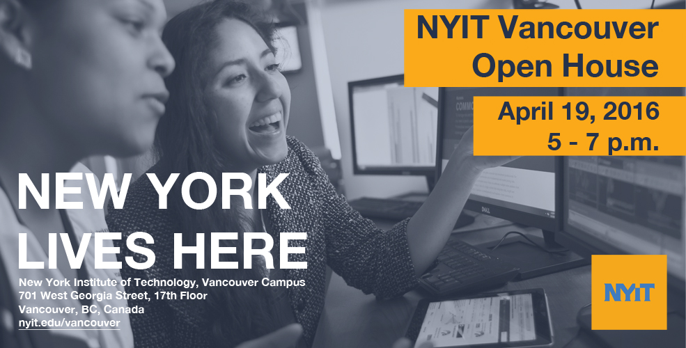 Open house / NYIT