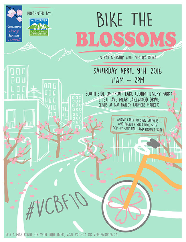Image: Bike the Blossoms