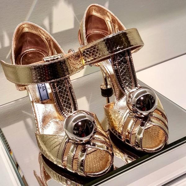 Prada Shoe Event