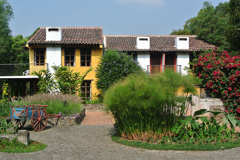Hotel Quinta De Las Flores (quintadelasflores.com)