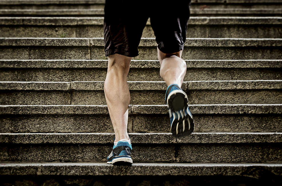 Hopefully the Rackets and Runners outings won't include too many stairs! (Rackets and Runners)