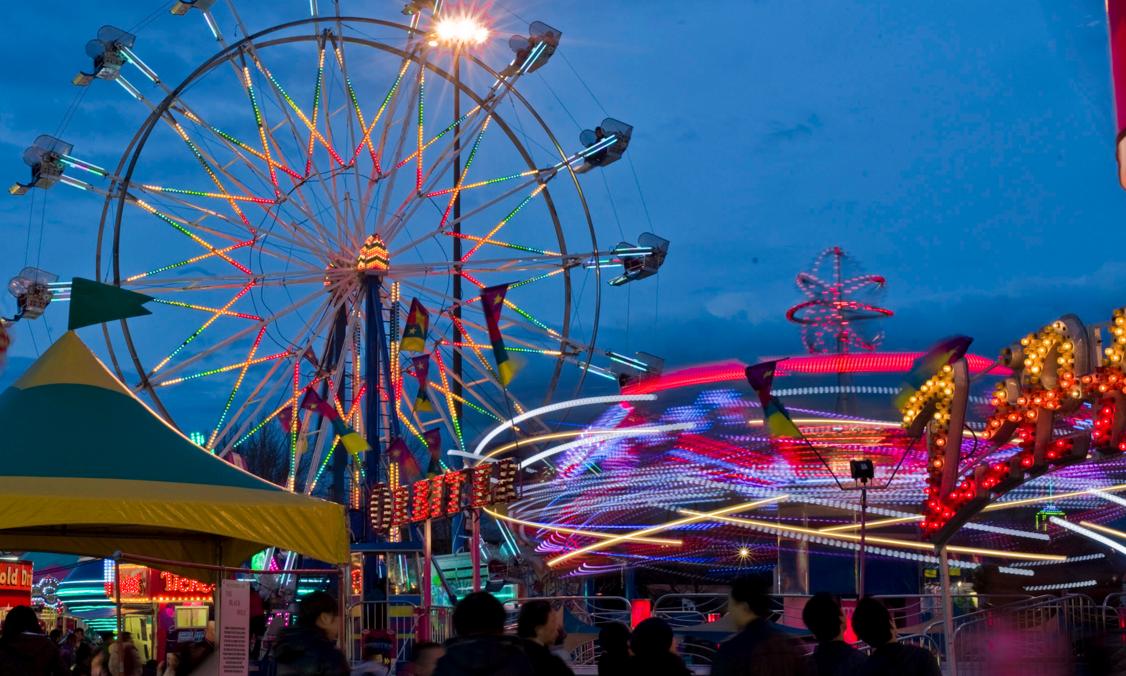 Image: West Coast Amusements