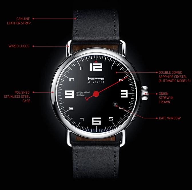 Image: Ferro Distinct 2 Watch