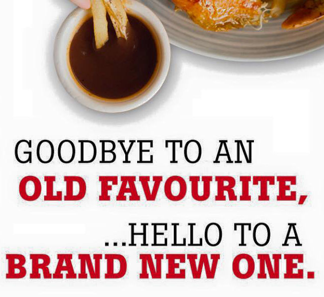 Fans of Swiss Chalet's famous sauce were crying into their chicken bowls on April Fools' Day (Swiss Chalet)