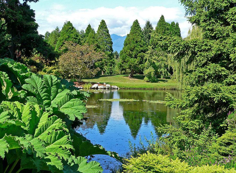 Van Dusen Gardens (Stan Shebs/Wikimedia Commons)