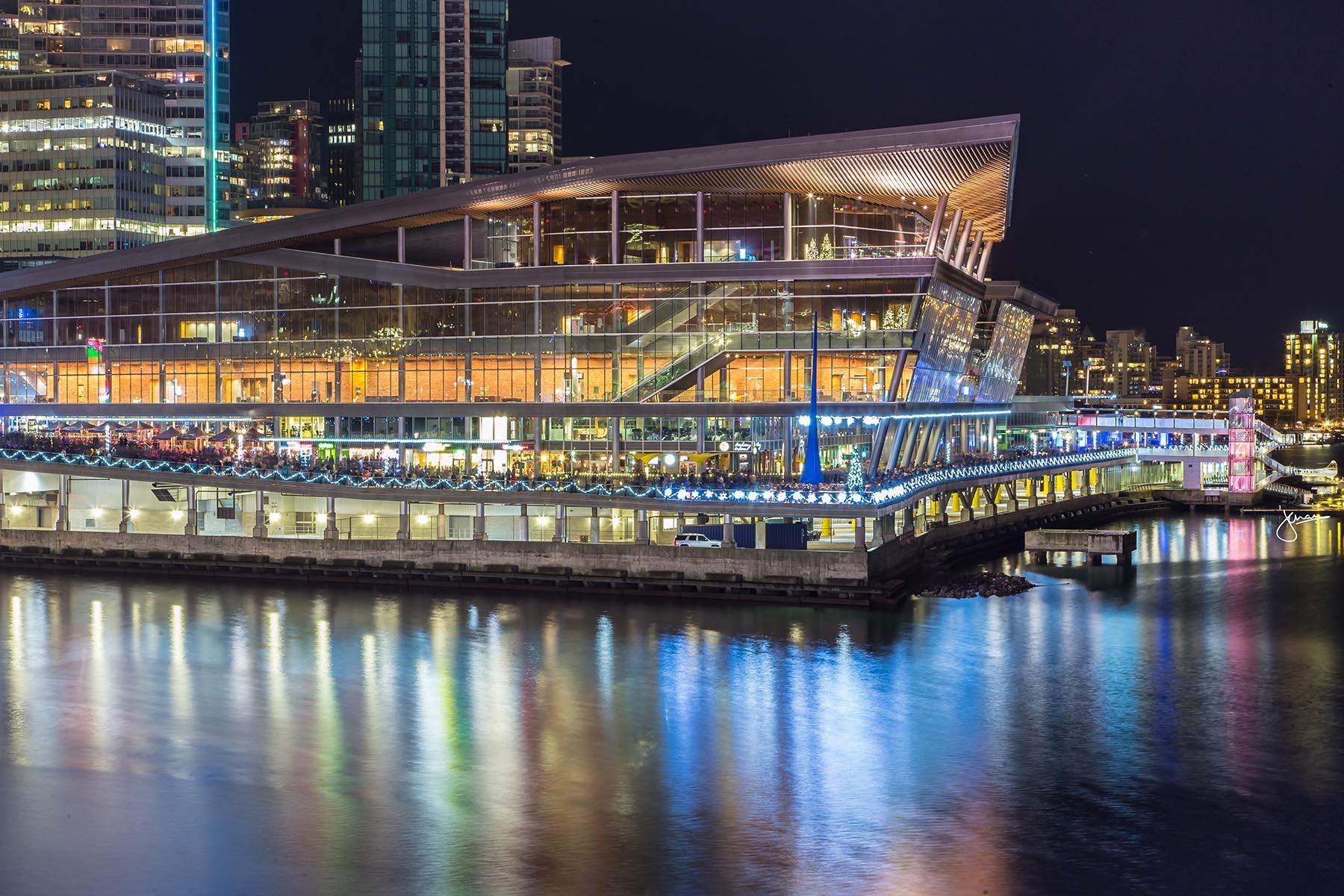Vancouver Convention Centre / Jenn Chan