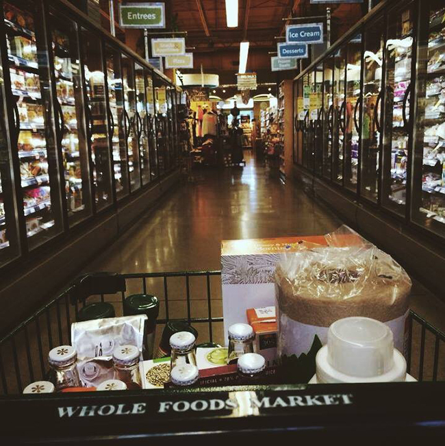 Whole Foods Market Vancouver / Facebook