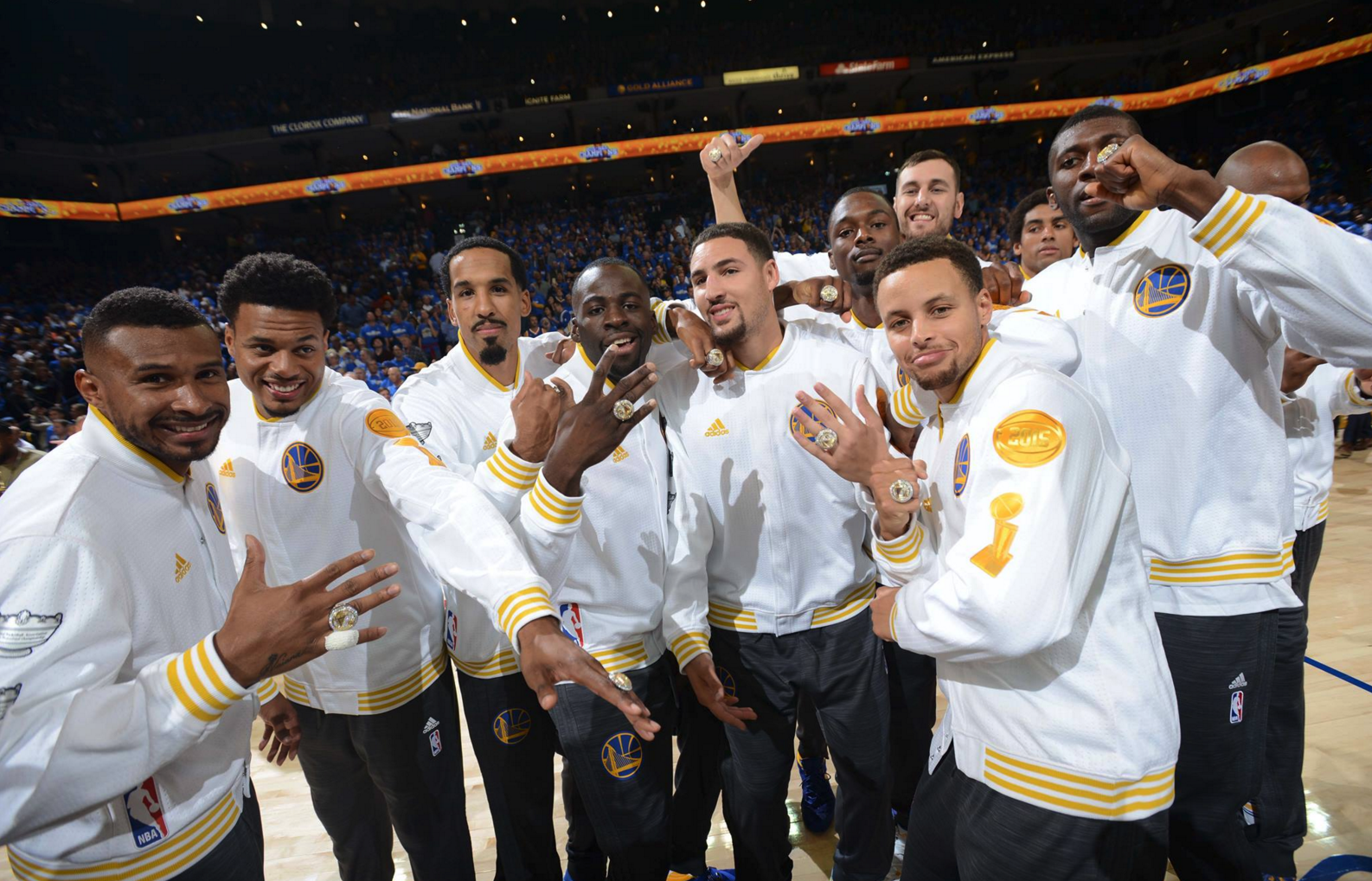 Image: Golden State Warriors / Facebook