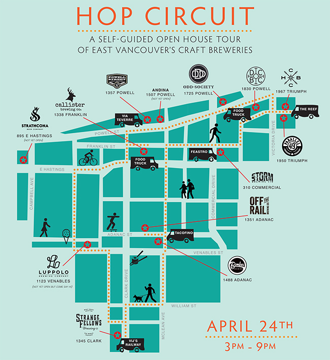 hop circuit map*