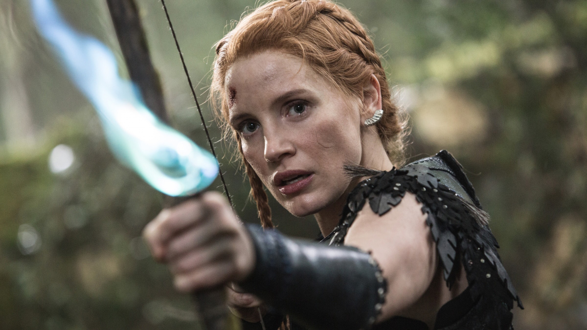 The Huntsman Winter's War Snow White Sequel Movie Review