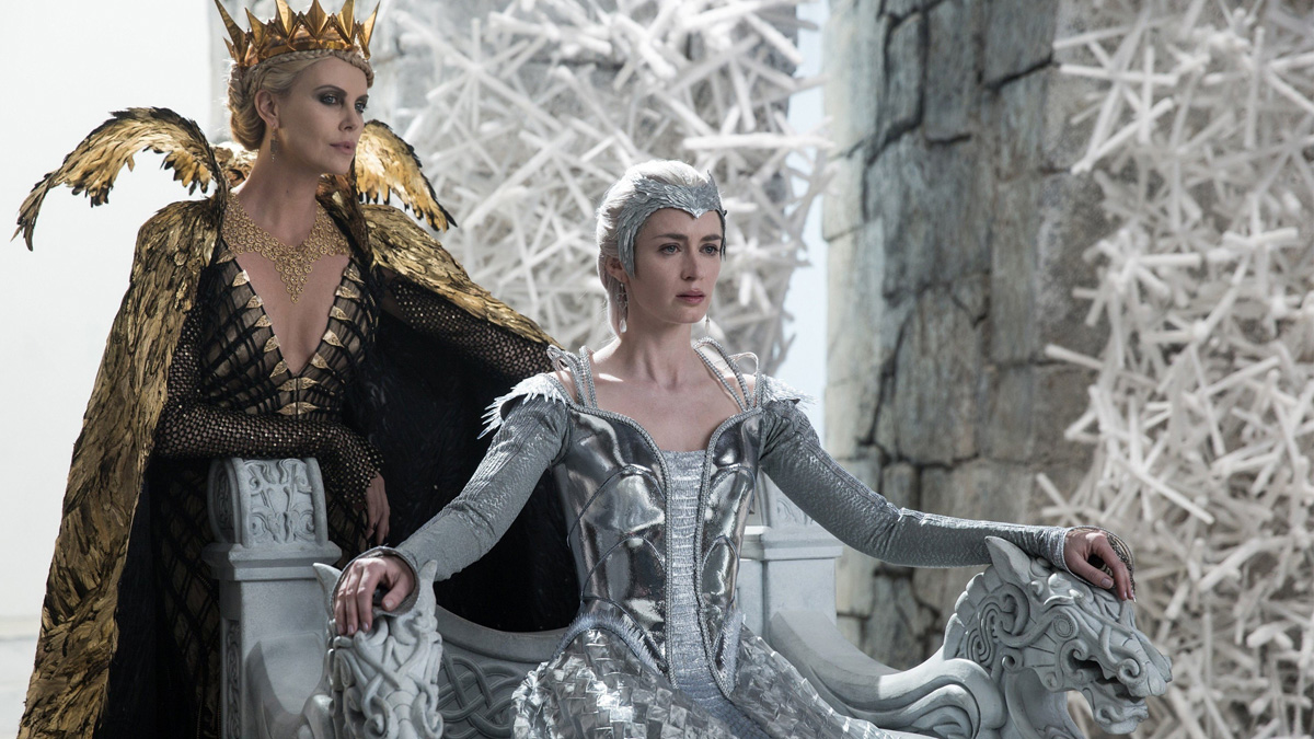 The Huntsman Winter's War - Movie Review - Dan Nicholls