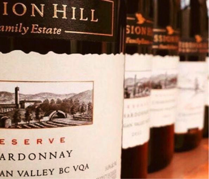 Image: Mission Hill wines