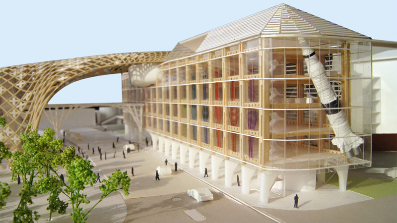 Image: Shigeru Ban Architects