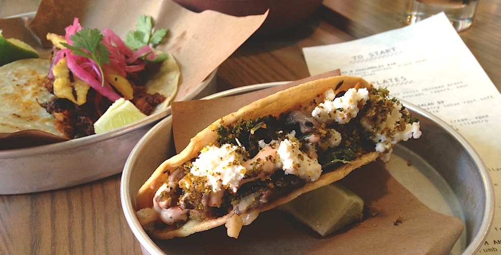 Tacos at Tacofino (Lindsay William-Ross/Vancity Buzz)