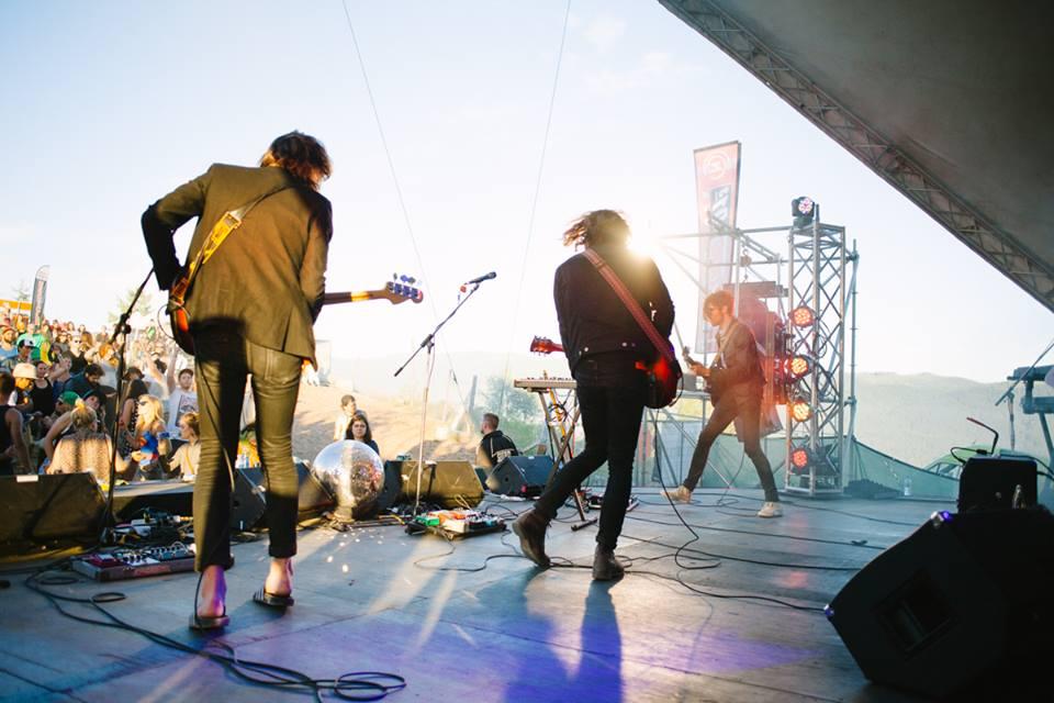 Image: Tall Tree Music Festival