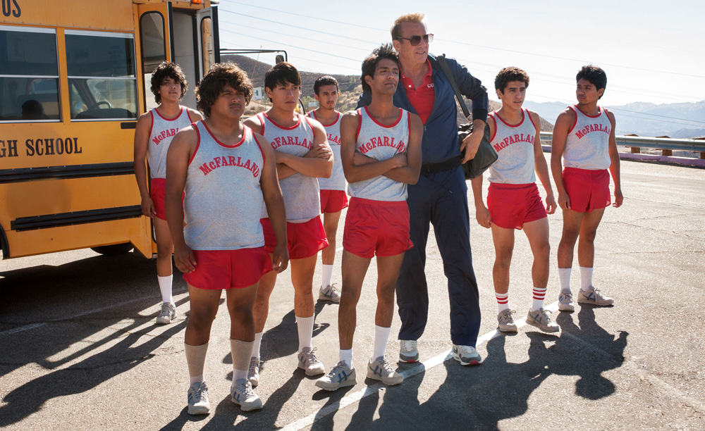 Movies About Running - McFarland - Vancity Buzz