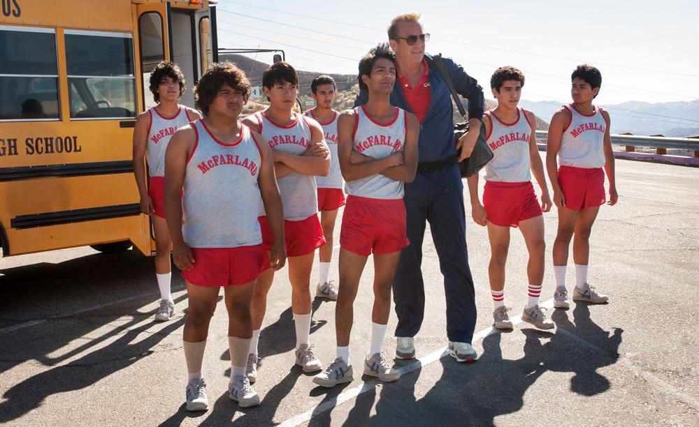 Movies About Running - McFarland - Vancity Buzz