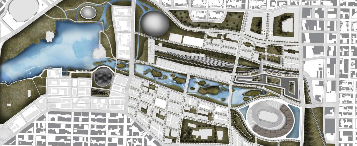 Image: Architectural Design Studio 7 / Kansas State University