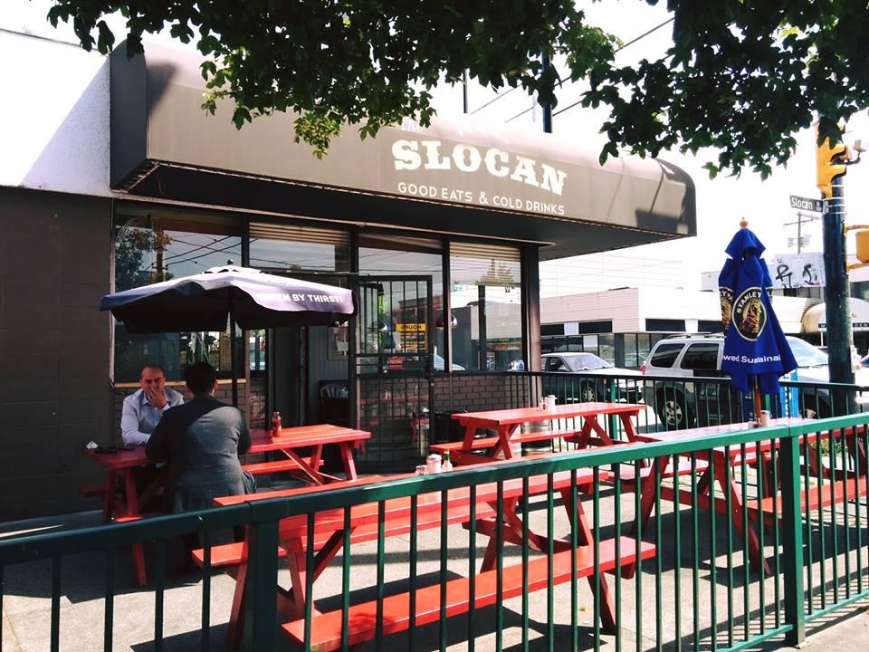 Facebook / The Slocan