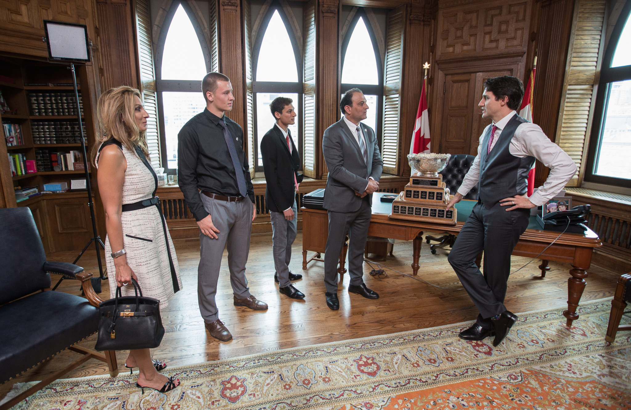 Image: Office of the Prime Minister