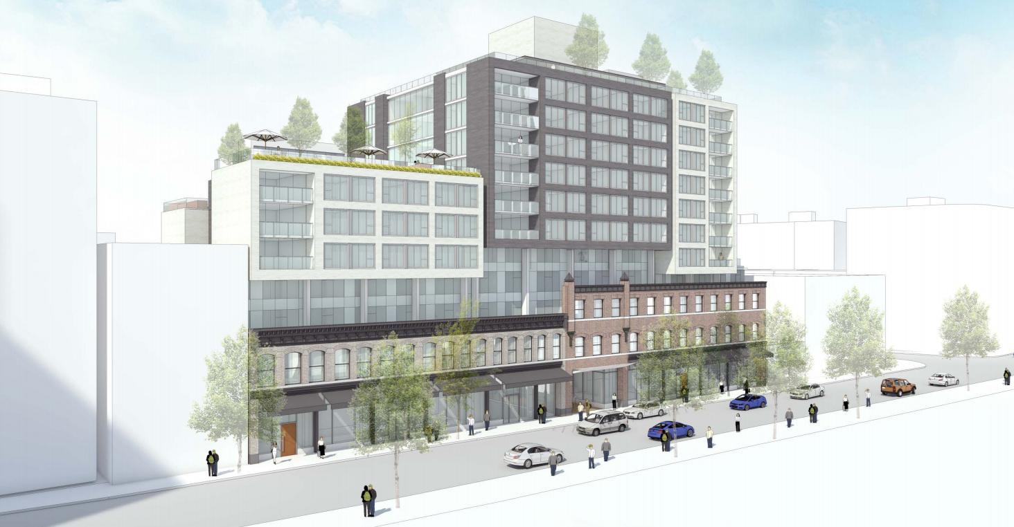 Image: Henriquez Partners Architects / Westbank Projects