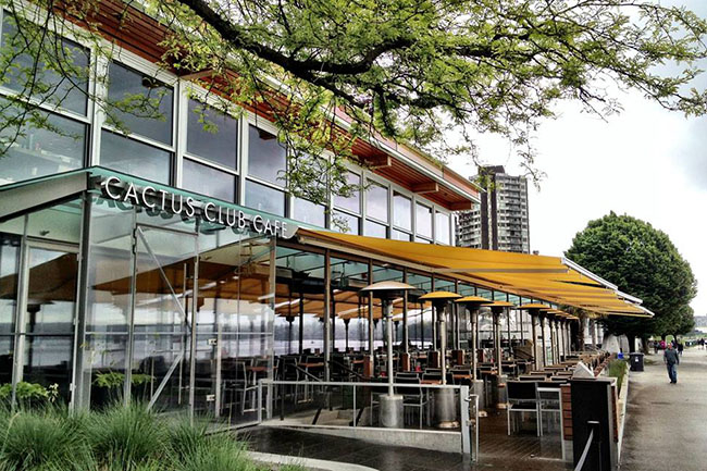 Cactus Club Cafe (English Bay) / Facebook