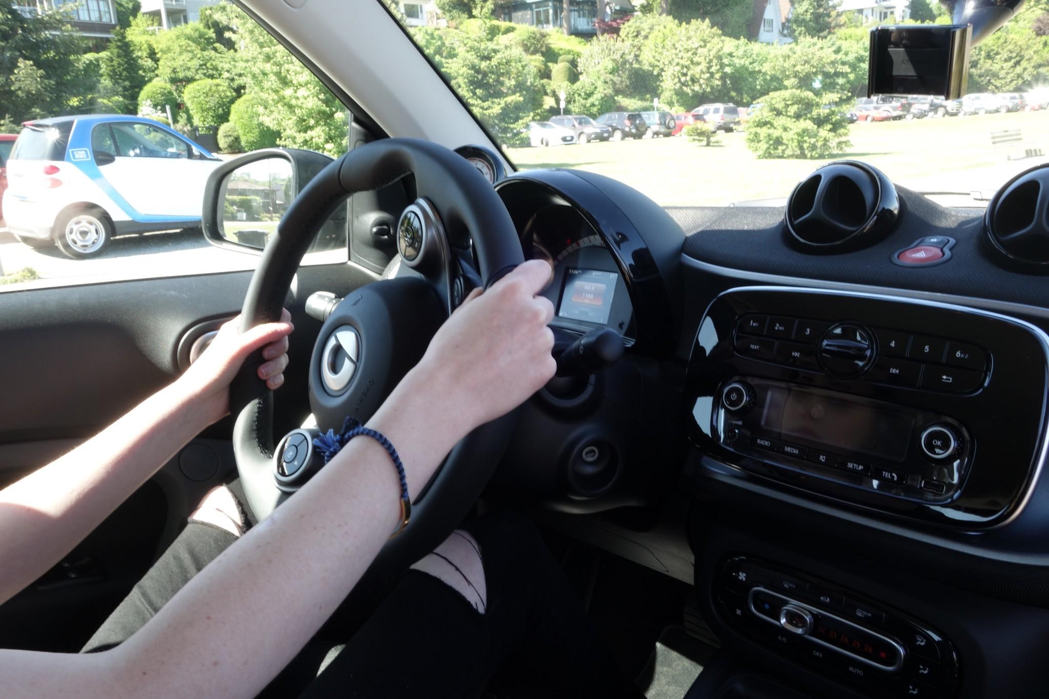 Mercedes 2016 Smart Fortwo / Sebastiaan Chia