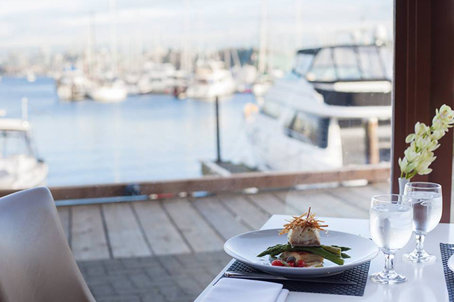 Dockside Restaurant / Facebook