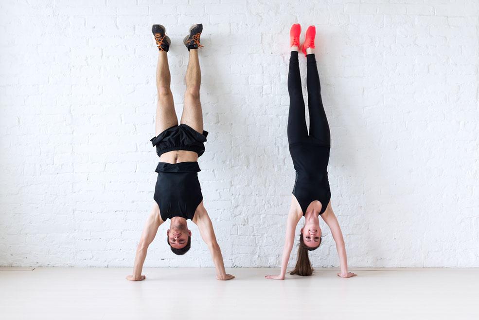 Handstands (Undrey/Shutterstock)