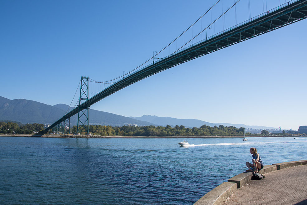 Lions Gate Bridge (Tyler Ingram/Flickr)