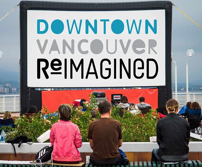 Image: Re-Imagine Downtown Vancouver