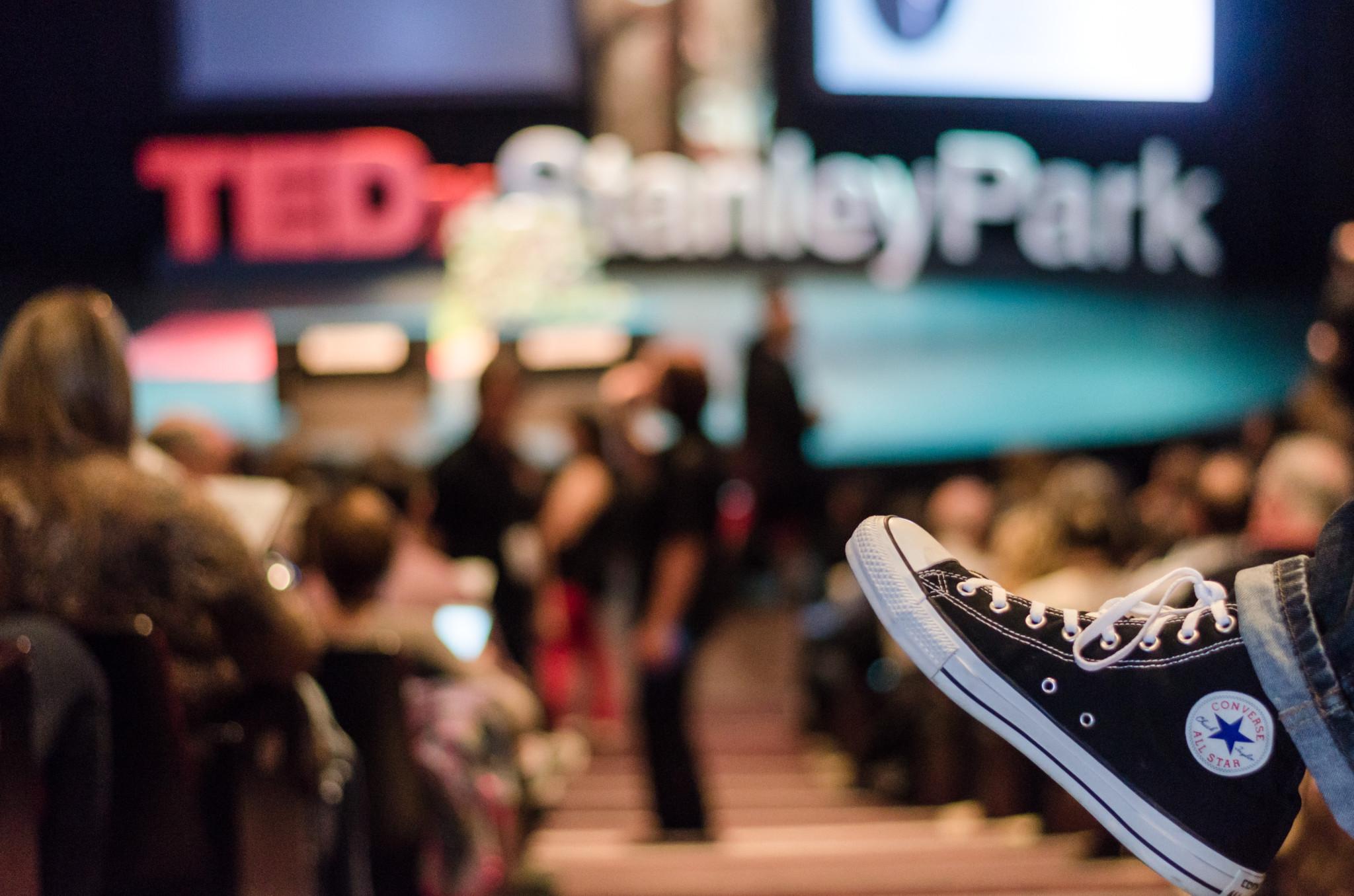 Image: TEDxStanleyPark