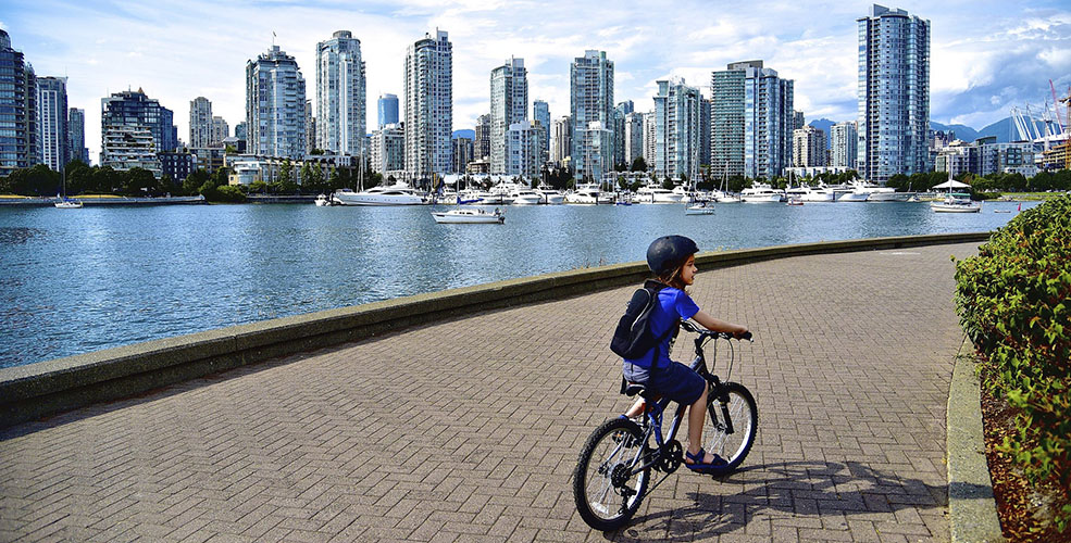 Vancouver bike (Karen Lee Colangelo/Flickr)