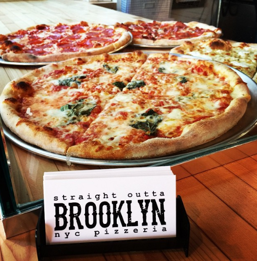 Straight Outta Brooklyn Pizzeria/Instagram