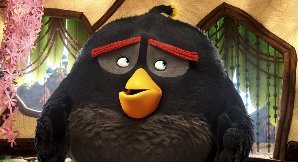Fergal Reilly Director Interview Angry Birds Movie