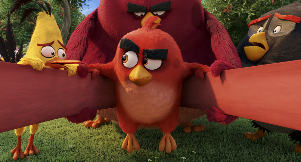 Clay Kaytis Angry Birds Director Interview