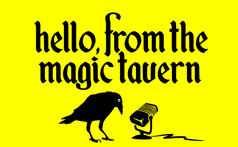 Image: Hello from the Magic Tavern