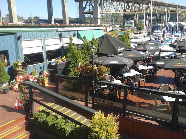 MarinaSide Grill Restaurant/Facebook