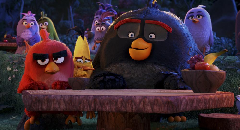 Movie Review Angry Birds Movie