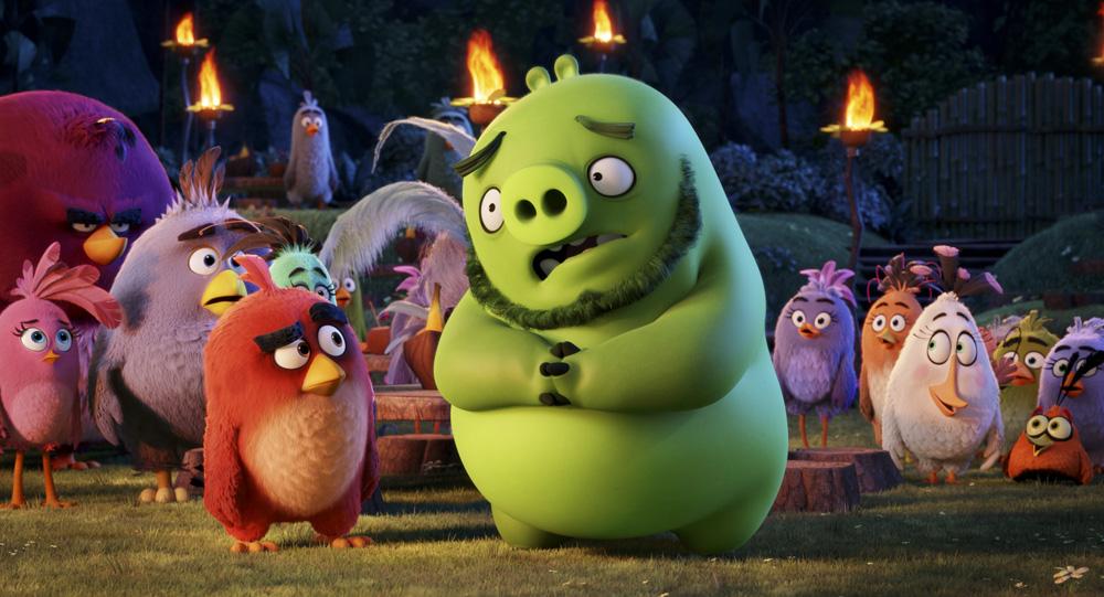 Angry Birds Movie Review Vancity Buzz Dan Nicholls