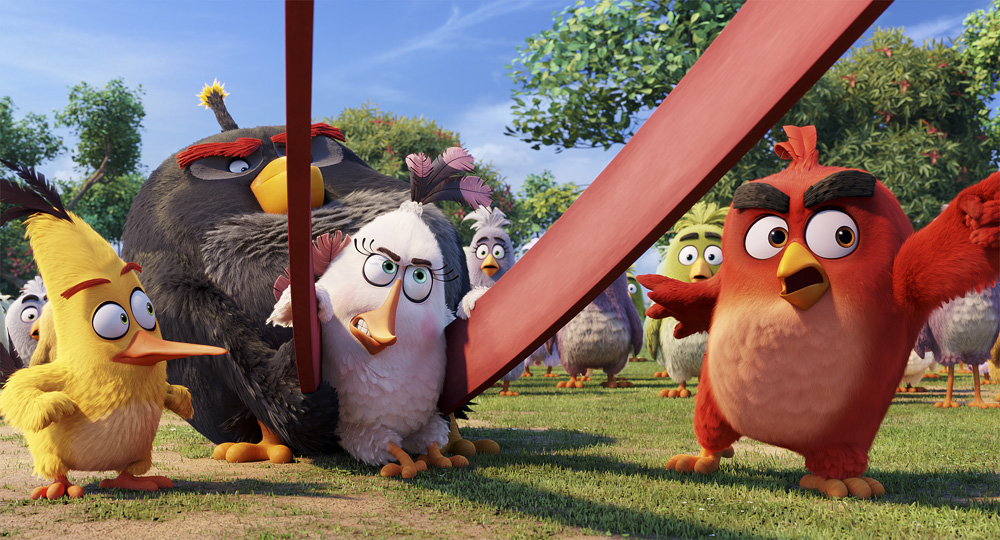 The Angry Birds Movie - Review by Dan Nicholls - Vancity Buzz
