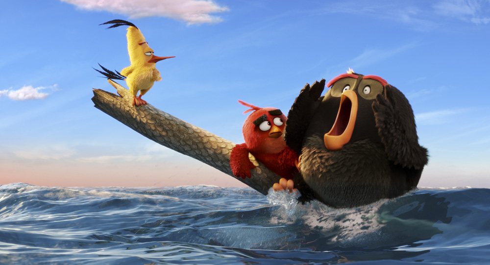 Review - The Angry Birds Movie - Vancity Buzz