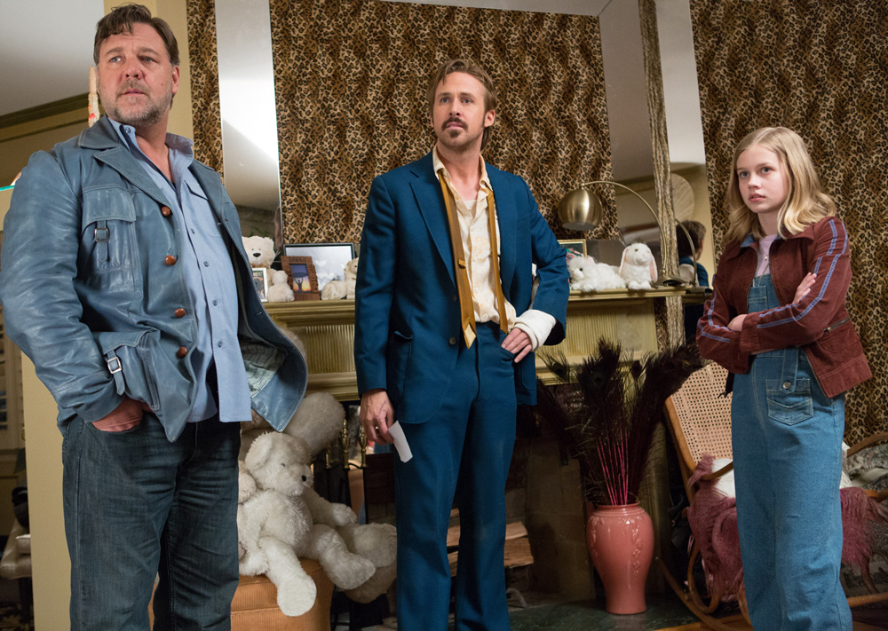 Movie Review The Nice Guys March Holly Healy