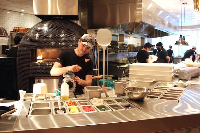 Open kitchen (Lindsay William-Ross/Vancity Buzz)