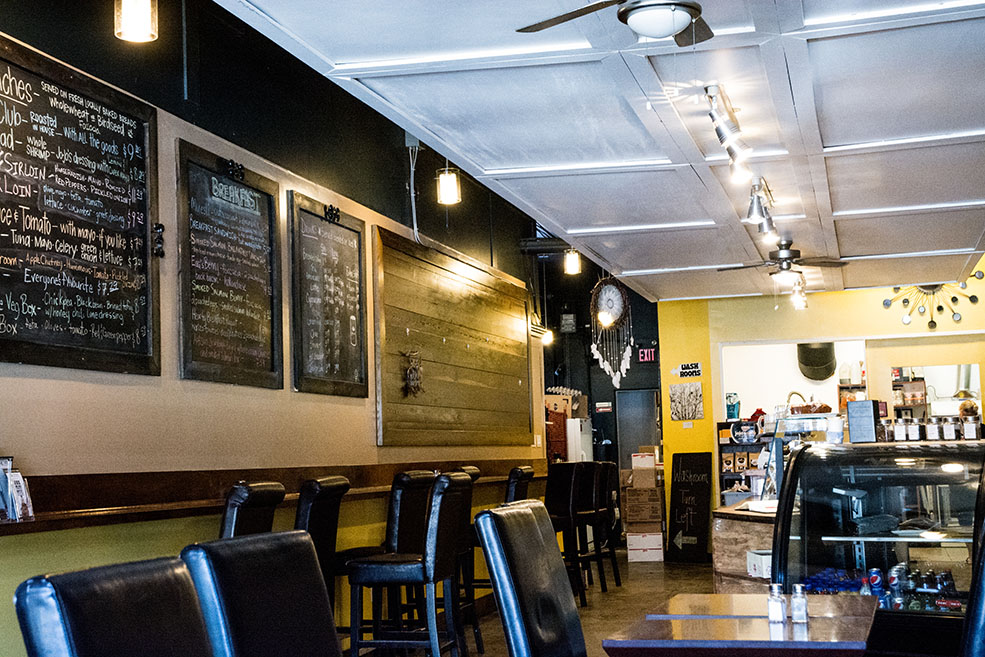 JoJo's Cafe in Osoyoos (Adrian Brijbassi)