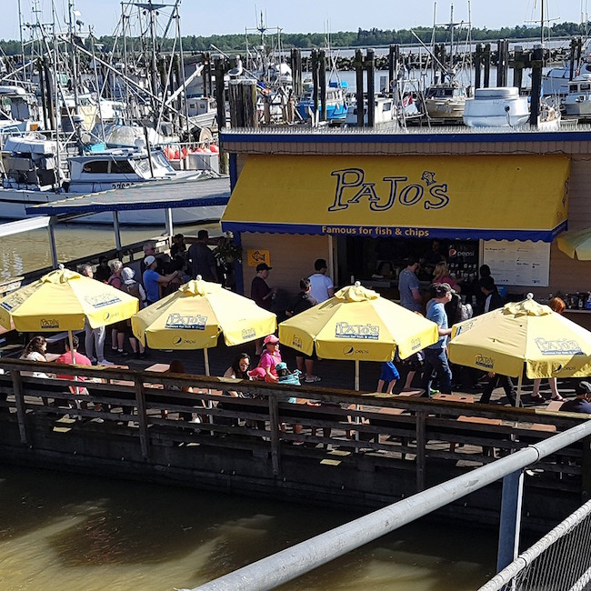 Pajo's Fish and Chips/Facebook