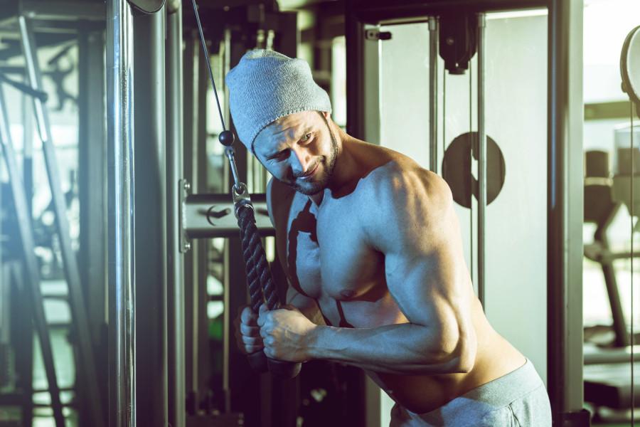 Gym / Shutterstock