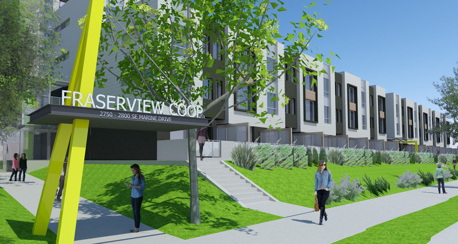 Image: Vancouver Community Land Trust Foundation