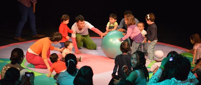 Image: Teatro al Vacio